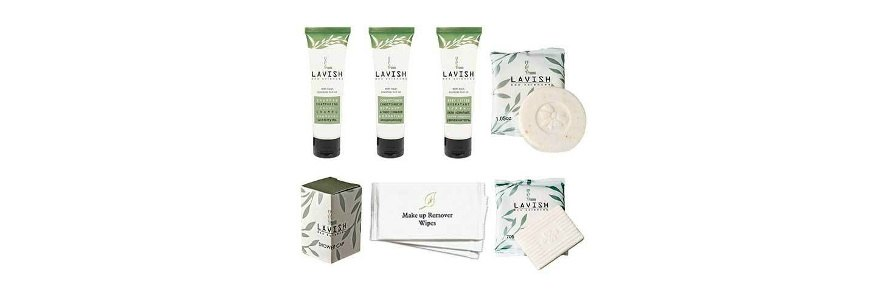 Green Amenity Hotel Products