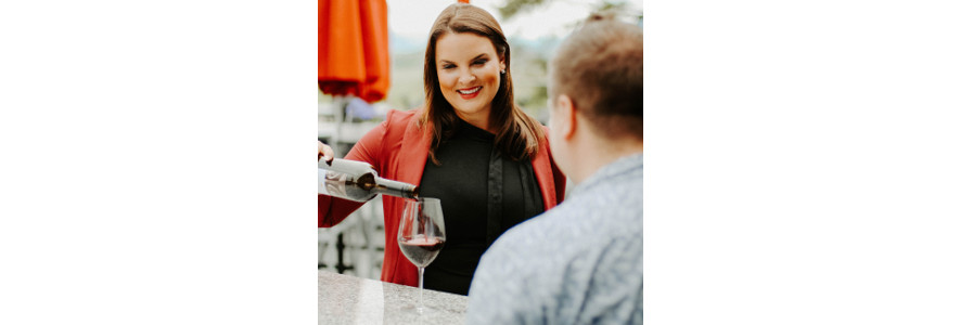 About our Sommelier: Melissa Van der Walle