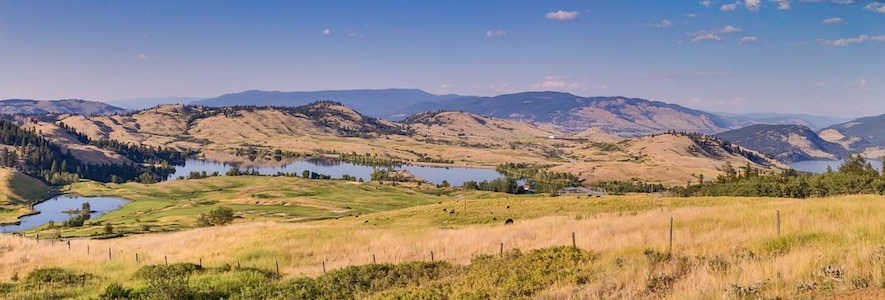 THE OKANAGAN REGION