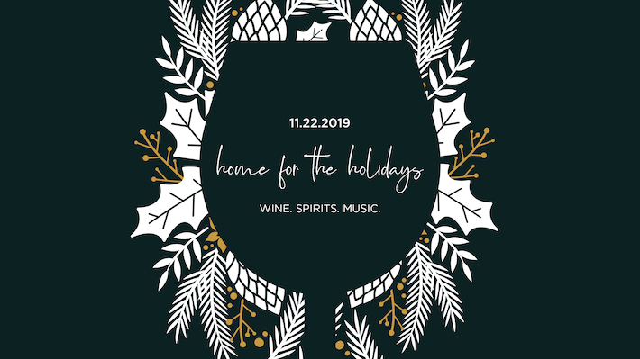 """Home for the Holidays"" Wine Shopping Event - November 22"