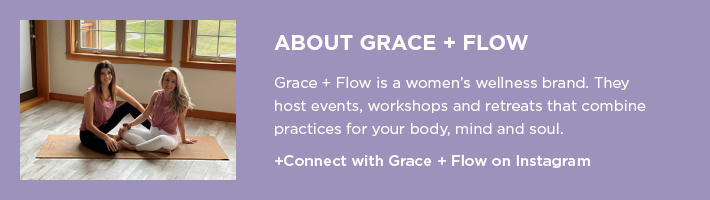 About Grace & Flow Yoga Events