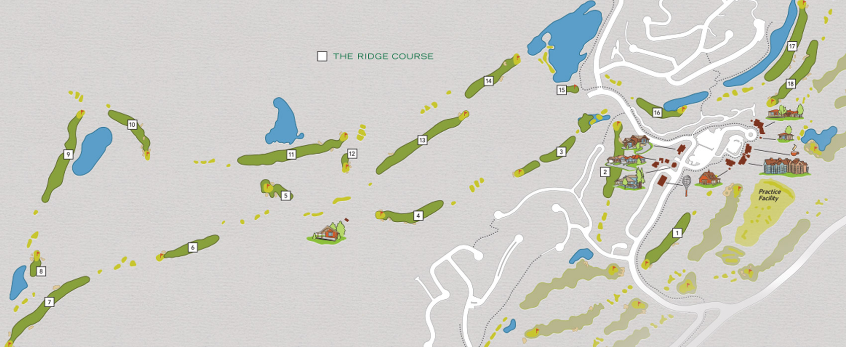 The Ridge Course