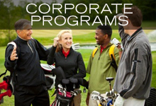 Okanagan Corporate Retreat Golf Programs
