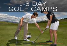 Best golf game camps in the Okanagan