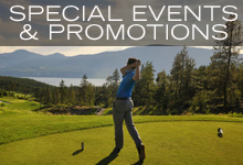 Specialty golf development programs